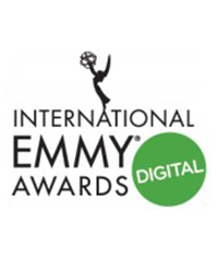 International Digital Emmy Awards 2015   Projekt:  Dina Foxx - Tödlicher Kontakt  Kategorie: Digital Program Fiction Kunde: ZDF Jahr: 2015