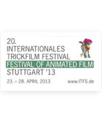 20. Internationales Trickfilmfestival in Stuttgart    Projekt:  E  wig mein           Jahr: 2013