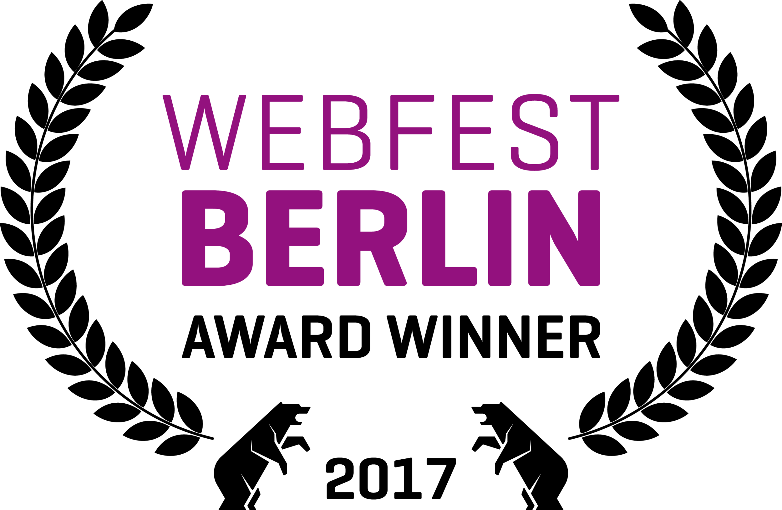 "Webfest Berlin 2017   Projekt:  Der Wedding kommt   Kategorie: ""Best German Series"" Kunde: funk Jahr: 2017"