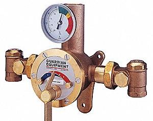Mixing valve