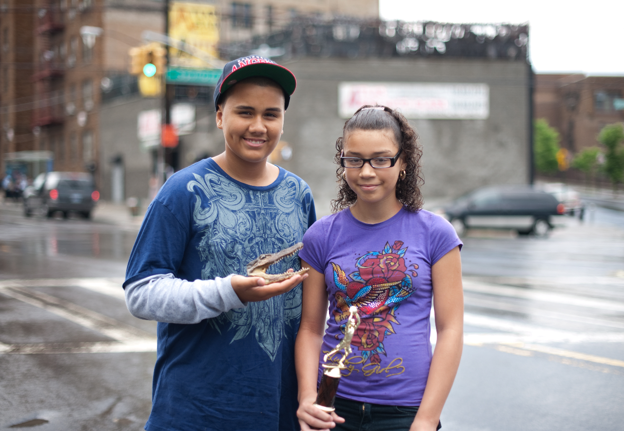 Brother and Sister- Hunts Point Bronx.jpg