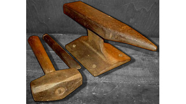 old timey hammer