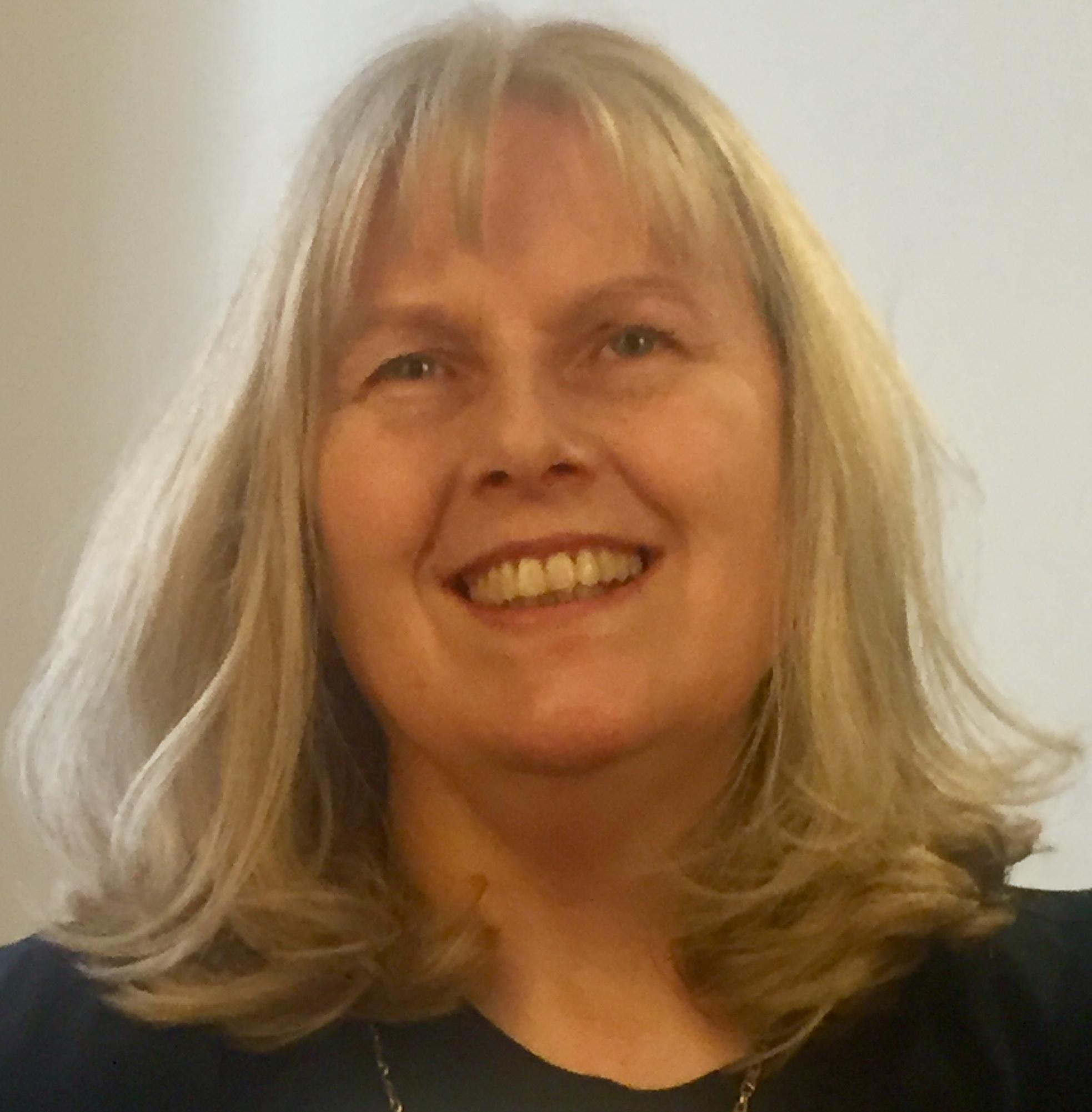 Fiona Campbell Trevor - Owner & Head Gardner. Retired corporate adviser. History bore. pet slave,