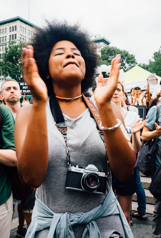#stoppoliceterror #blacklivesmatter #AltonSterling Rally - Union Square Park, NYC - 7.7.16 (3 of 3).jpg
