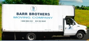 Barr Brothers Moving Company White Plains NY