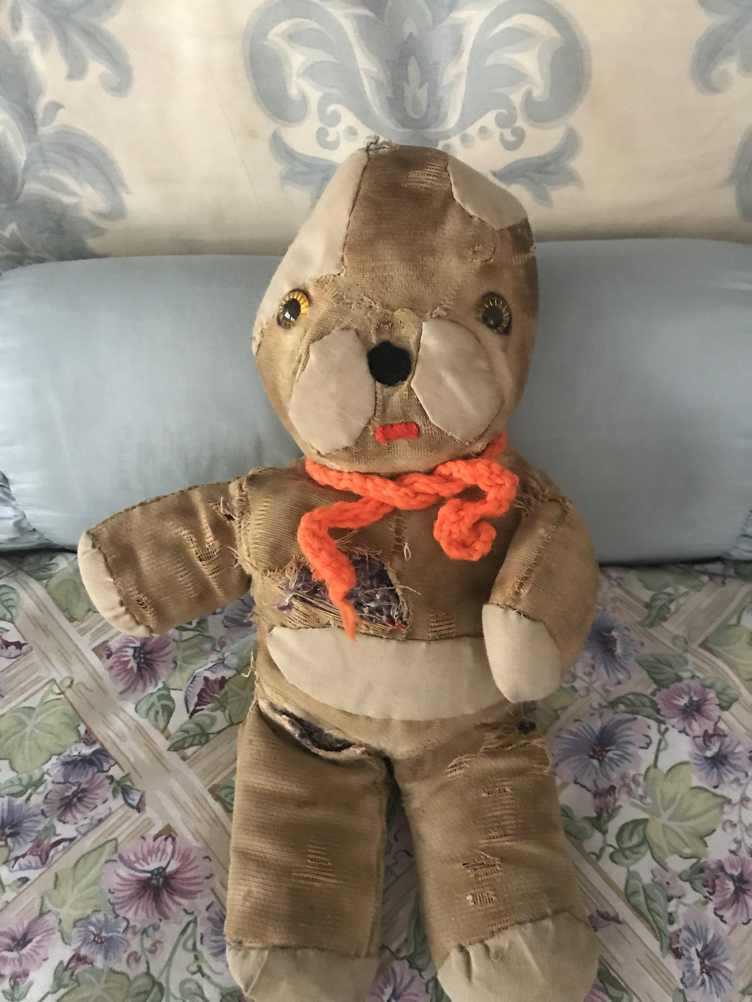 Keepsake Stuffed Animal