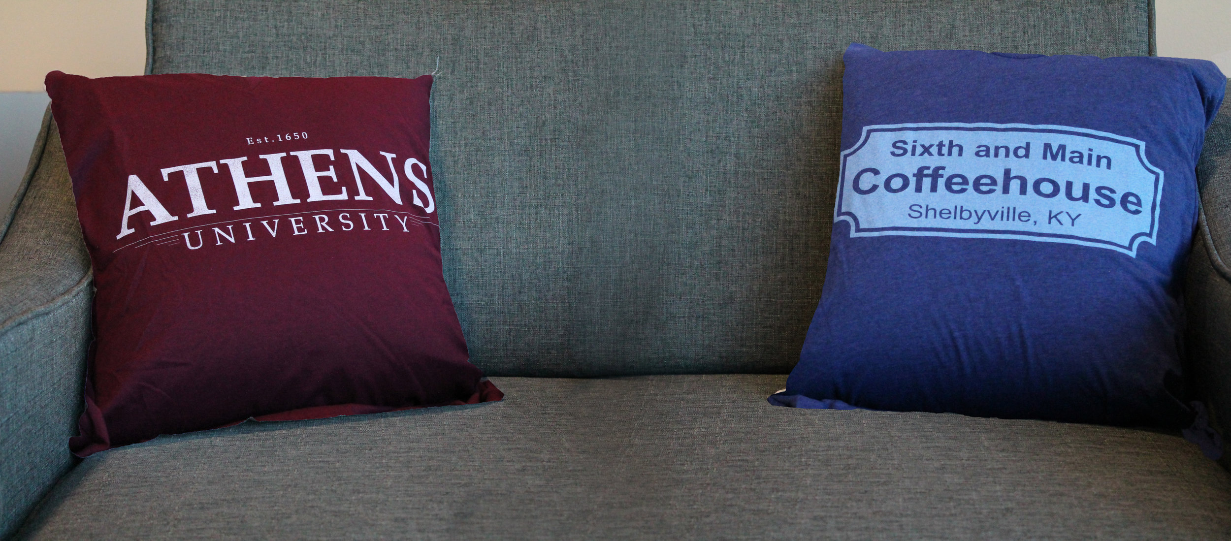 Campus Quilt Company Pillows