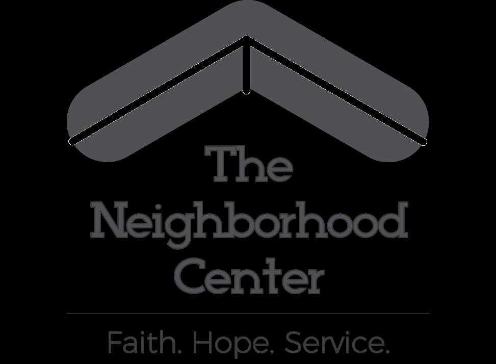 The Neighborhood Center (Full Logo Grey)