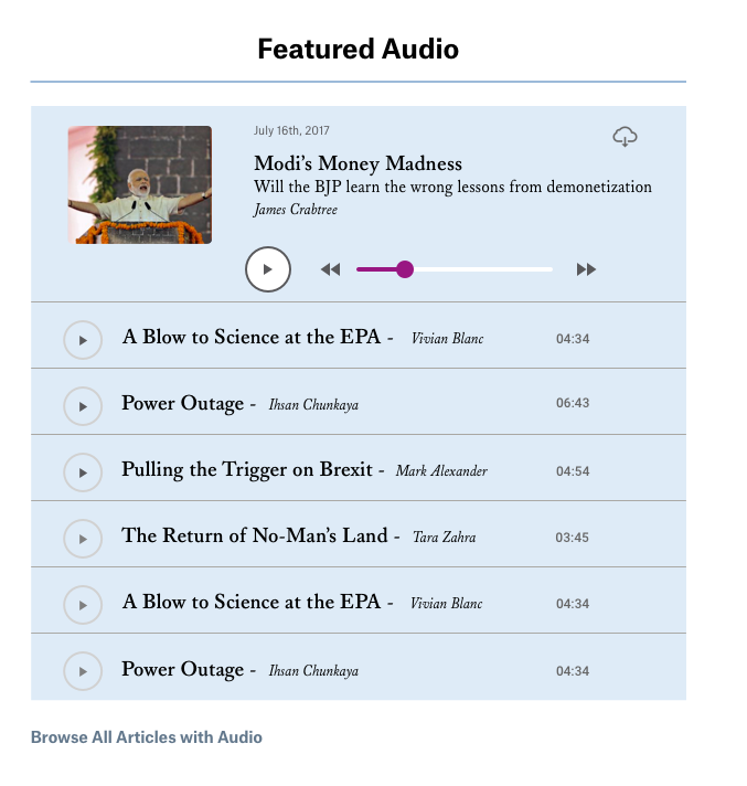 Audio Home Page Sample.png