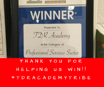 And the Winner is... TDR Academy.png
