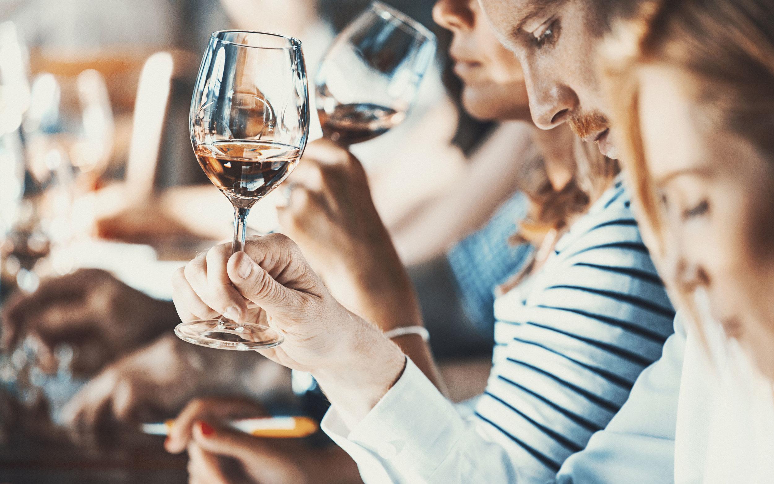 Wine Education, Events, & Tastings