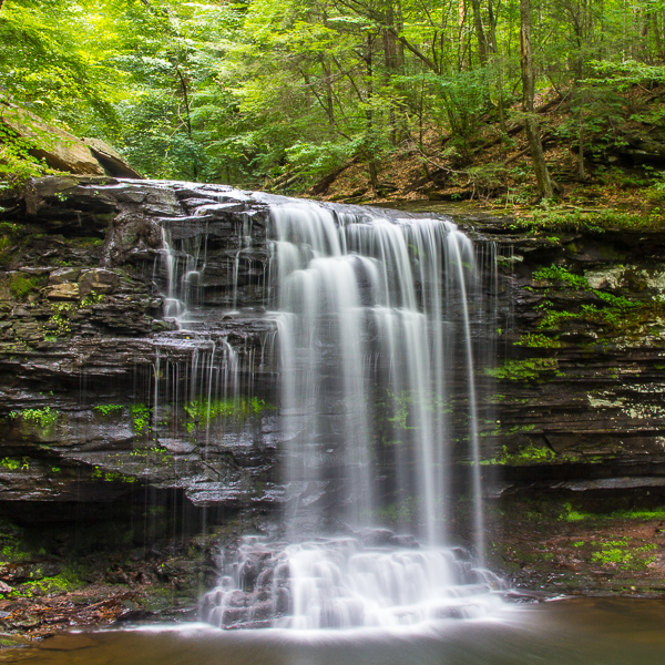 landscape, landscape photography, outdoor photography, waterfall photography, waterfall, nature photography, nature, Pennsylvania photography, Pennsylvania landscape photography, Pennsylvania nature photography, Pennsylvania outdoor photography, Pennsylvania waterfall photography, Rickett's Glen photography, Rickett's Glen waterfall photography, Rickett's Glen waterfall