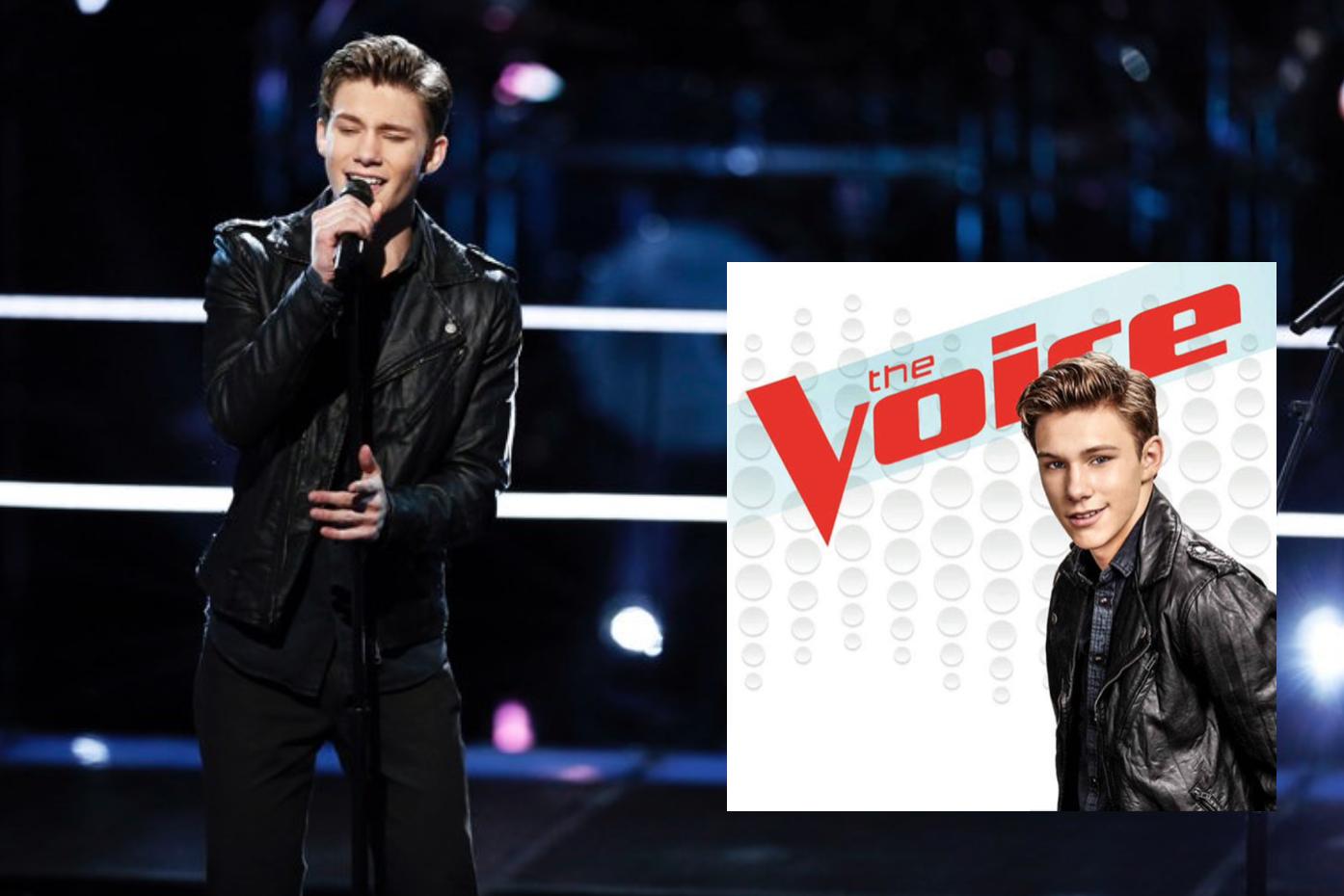 JOSH BATSTONE - The Voice Contestant