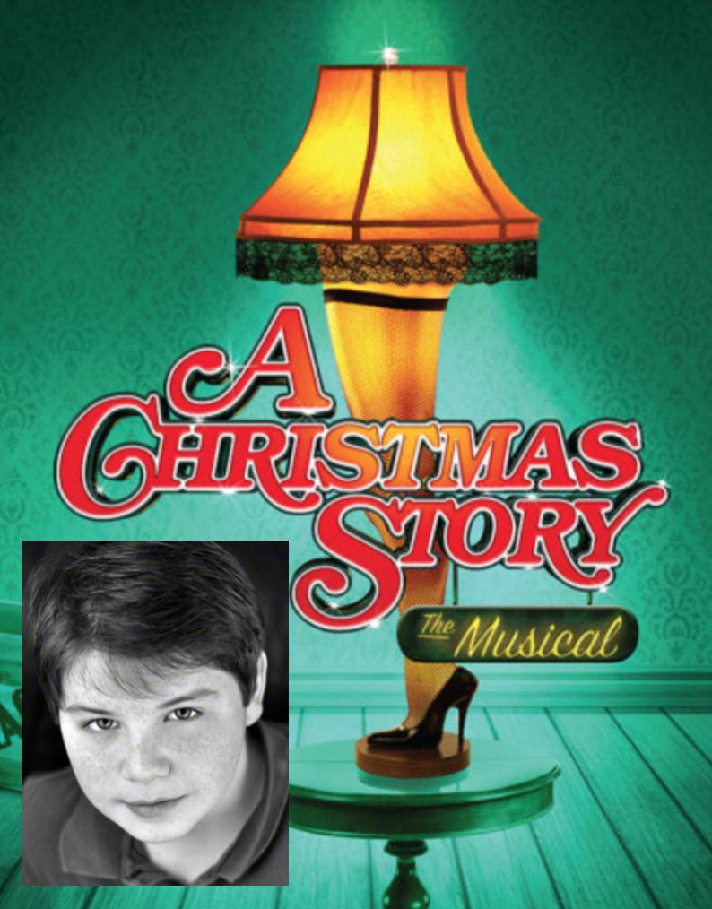 JACK MASTRIANNI - A Christmas Story Broadway