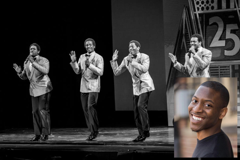 MATTHEW KEATON - Motown National Tour