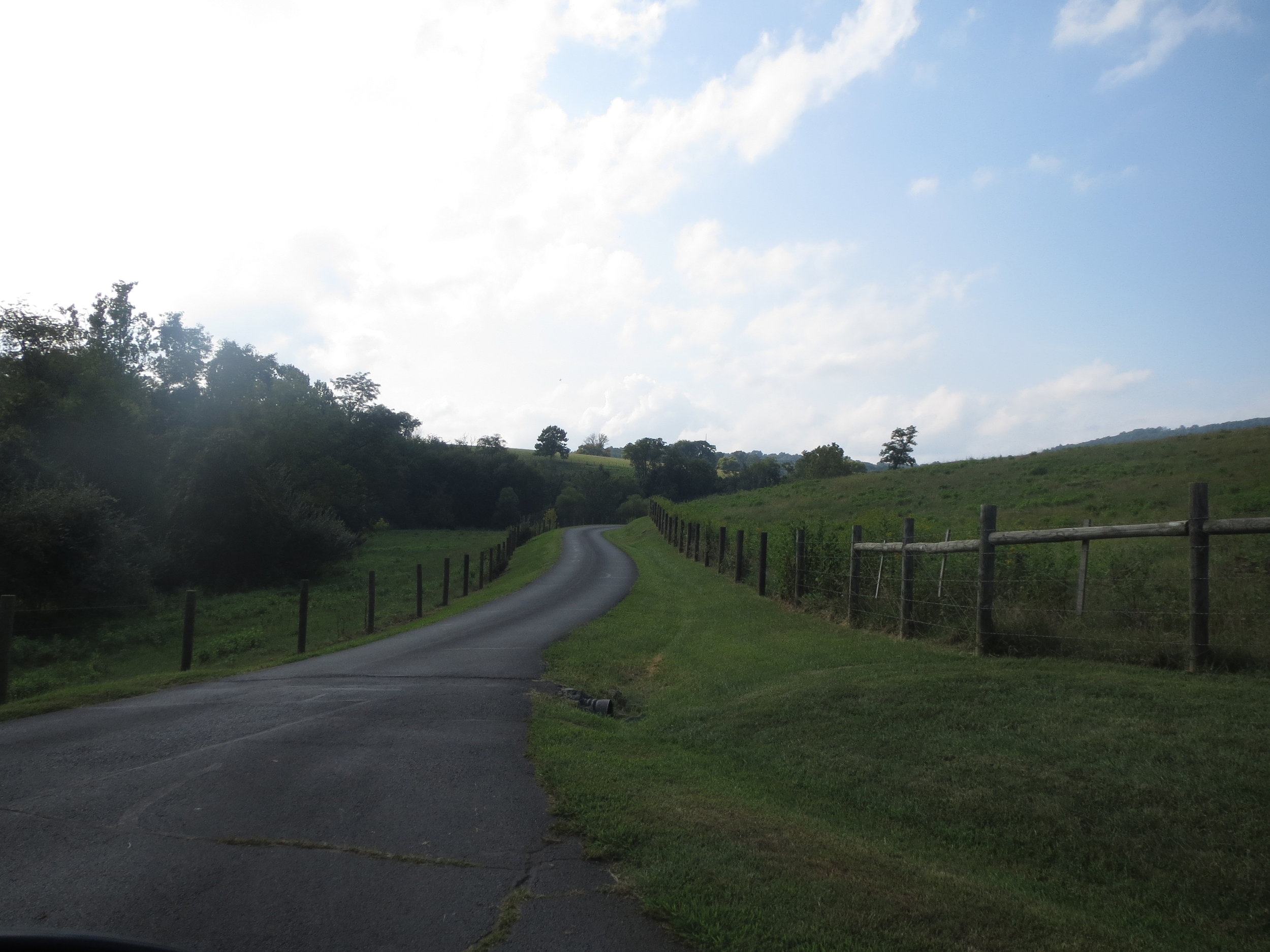 Road to Edgehill
