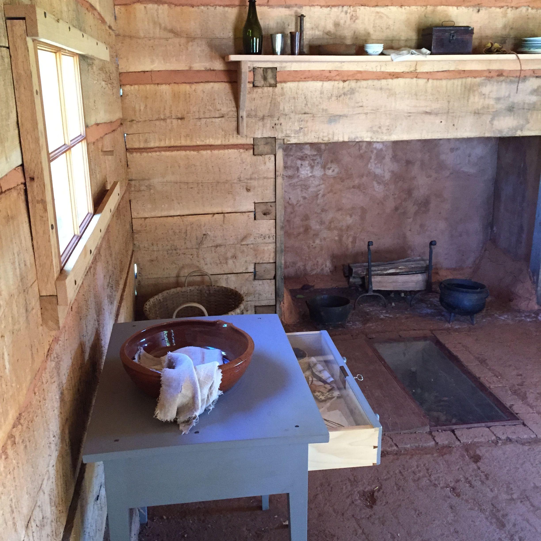 Hemings Family Cabin