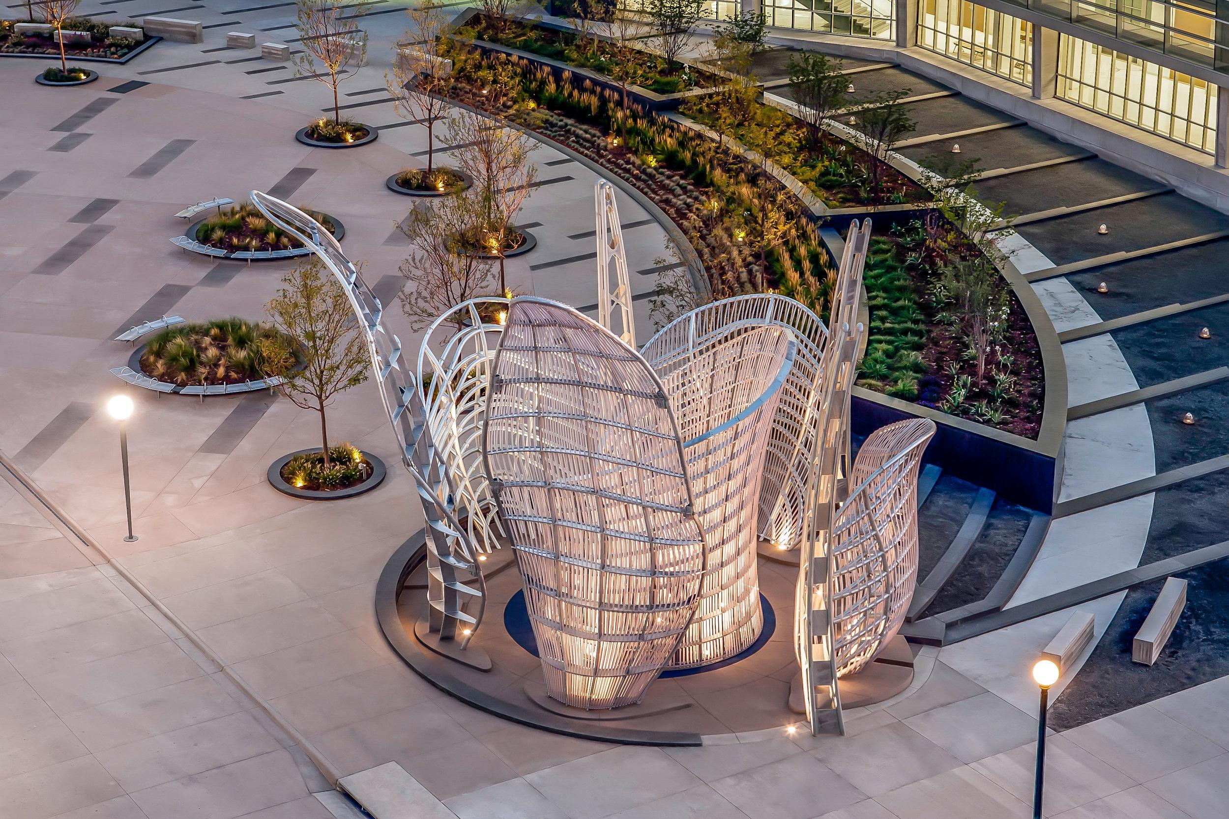 """<img src= studioINSITE_Denver_Justice_Center_Art_Sculpture""""al t=""""denver_museum_photography_civic_cultural_plaza_landscapearchitecture_urbandesign_sculpture_art_celebration""""title=  """"  Denver Justice Center""""  />"""
