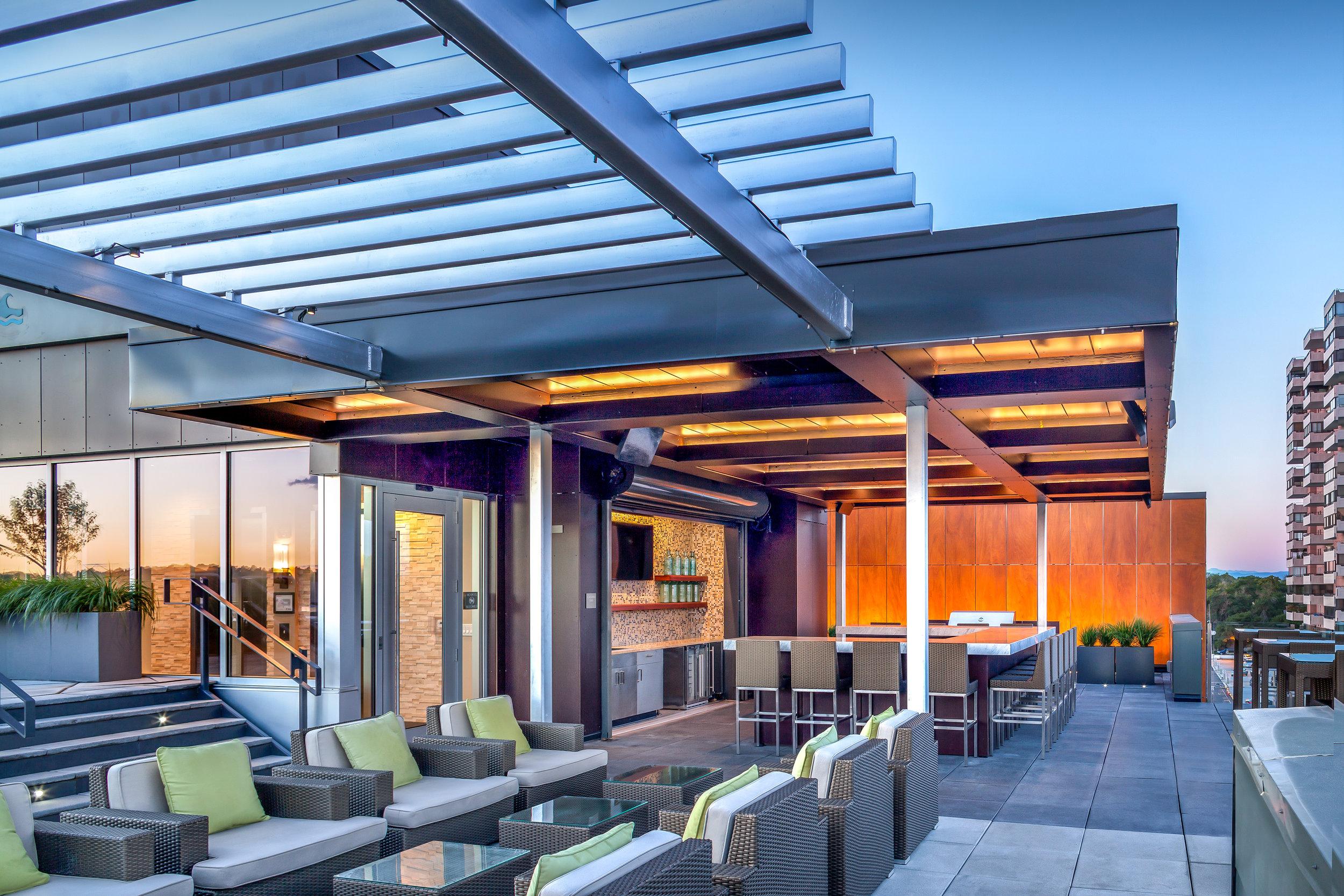 "<img src="" studioINSITE_My_Block_Wash_Park_Rooftop_Lounge ""alt=""Urban Living, Multifamily Courtyards, Amenity Deck, Swimming Pool, Spa, Landscape Architecture, Luxury Living, My Block Wash Park, Denver, CO, Colorado Courtyards, Rooftop Amenity  "" title=""My Block Wash Park  ""/>"