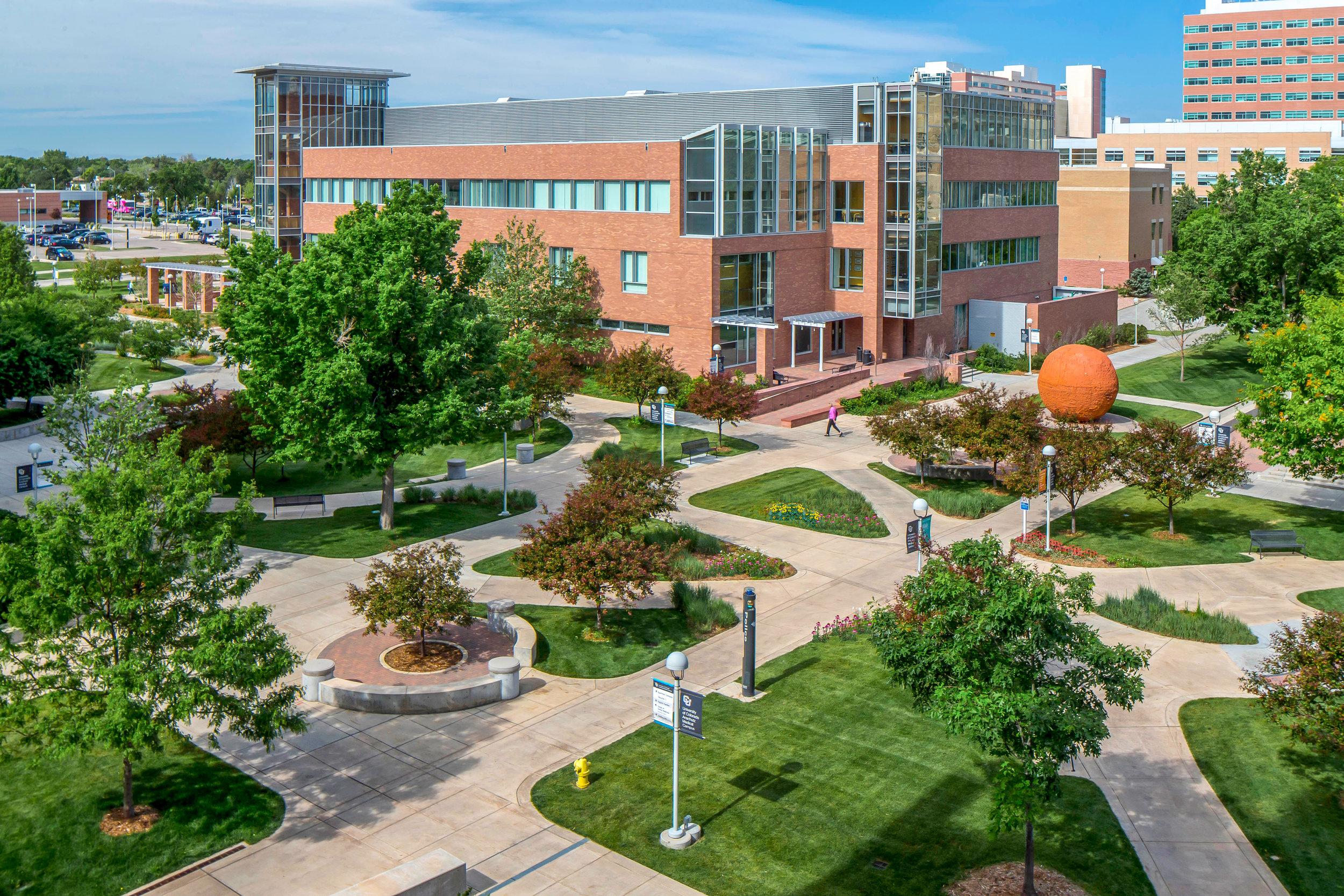 <f>Markets</f><f>Education+Health</f><f>Services</f><f>LandscapeArchitecture</f><f>Services</f><f>Planning</f><t>CU Anschutz Medical Center</t><m>Aurora, CO</m>