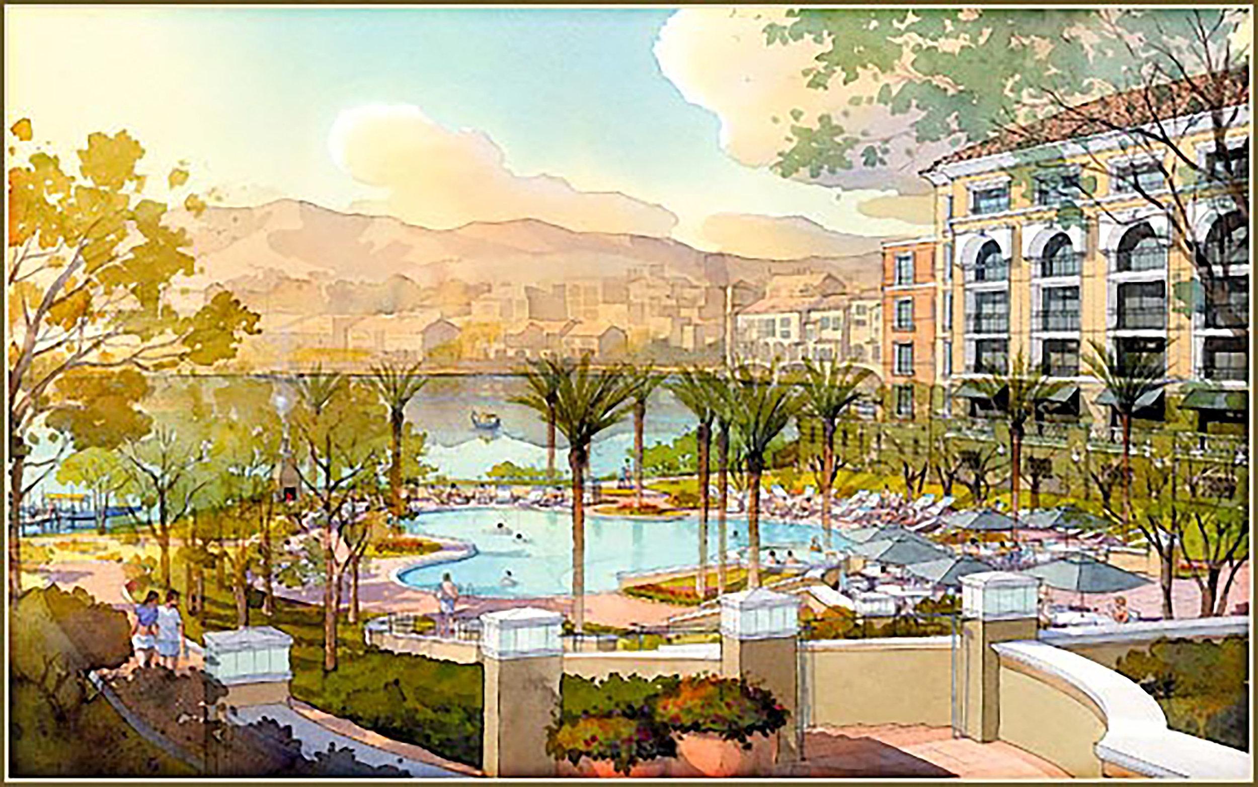 "<img src=""  studioINSITE_Luna_Di_Lusso_Illus_Site_Plan  ""alt=""R  esort, hotel, pool amenity area, landscape architecture, Mediterranean landscape, Italianate landscape, lakefront resort, landscape architecture, Las Vegas    "" title=""Luna Di Lusso, Lake Las Vegas""/>"