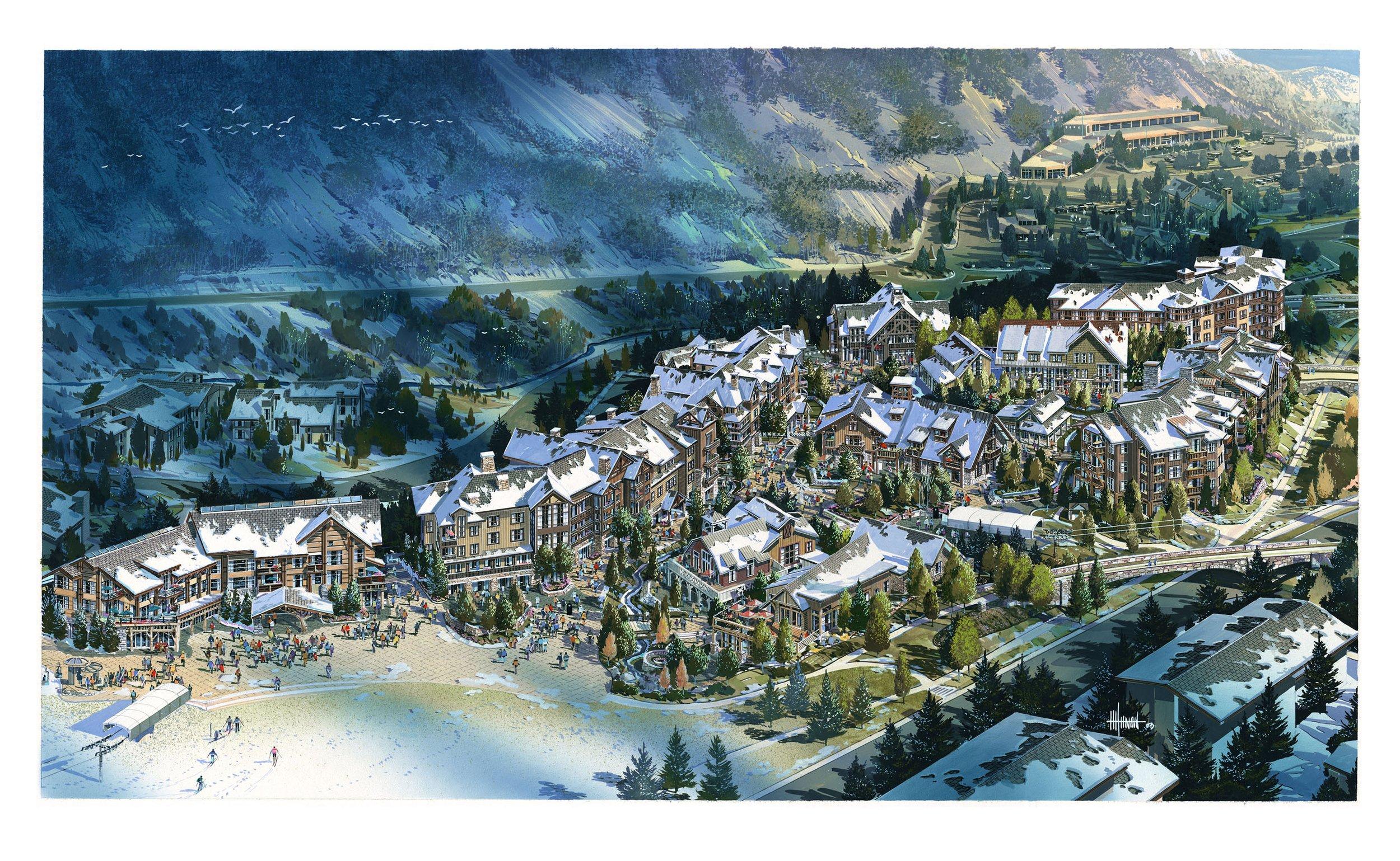 <f>Services</f><f>LandscapeArchitecture</f><f>Planning</f><f>Markets</f><f>Hospitality</f><t>Snowmass Village</t><m>Aspen, CO</m>