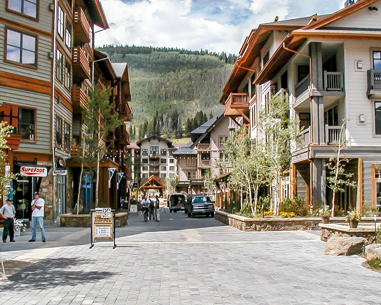 "<img src="" studioINSITE_Copper_Mountain_Village ""alt=""  Resort, resort village, ski village, mountain resort, climbing wall, master planning, landscape architecture  "" title=""Westin Monache""/>"