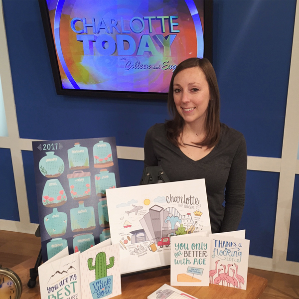 NBC's Charlotte Today with VTGCLT