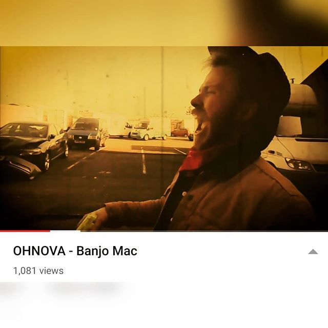 Our music video for Banjo Mac has smashed 1,000 views! Thanks for listening! 🤠