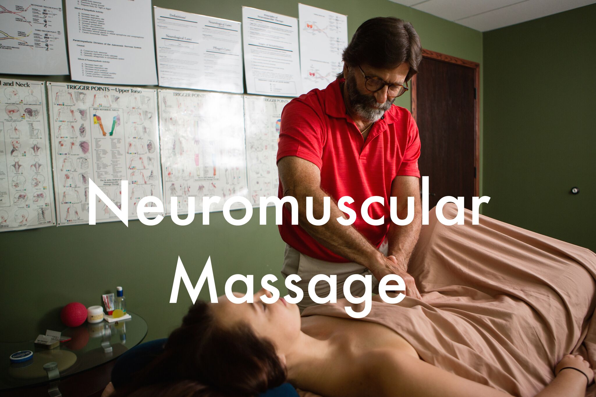 Neuromuscular Massage in Lincoln, NE