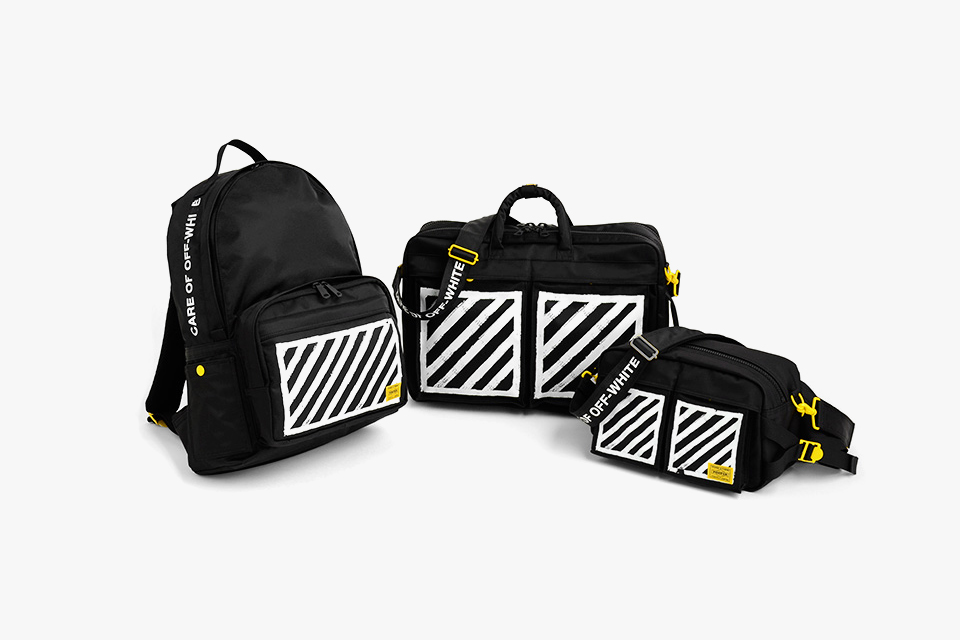 Porter and Off-White