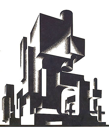 Iakov Chernikhov. «Construction of Architectural and Machine Forms»  1925-1939.jpg