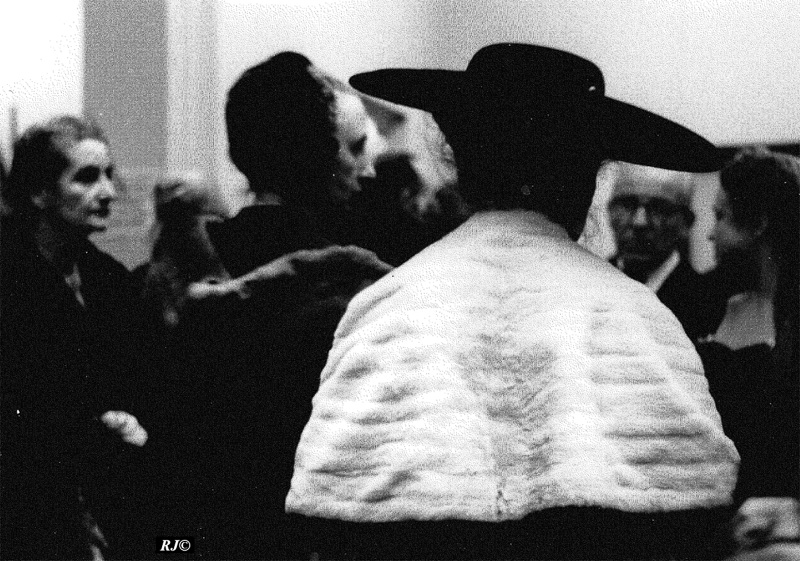 White fur cape, Metropolitan Museum, 1958