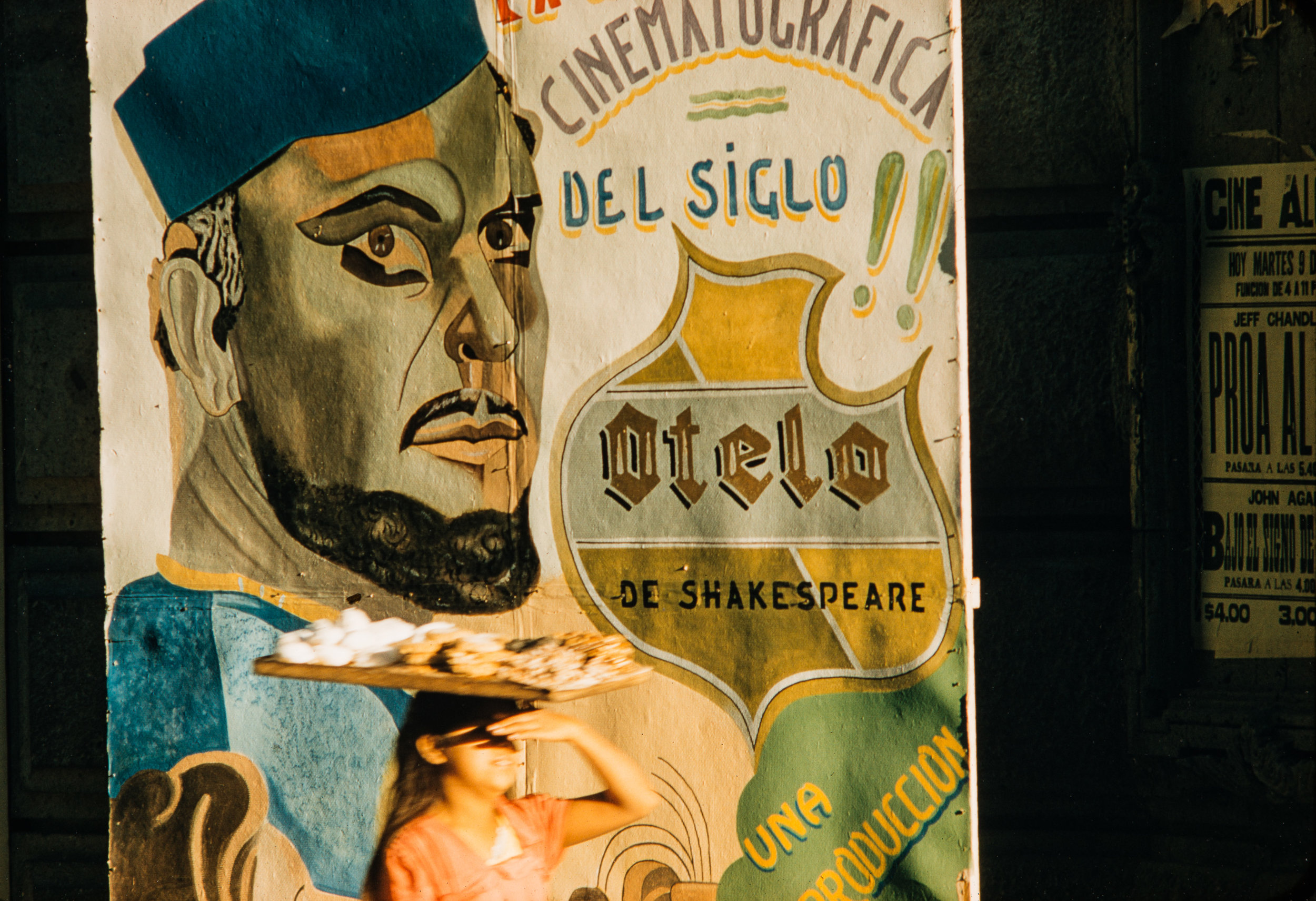 Shakespeare poster, Mexico, 1957