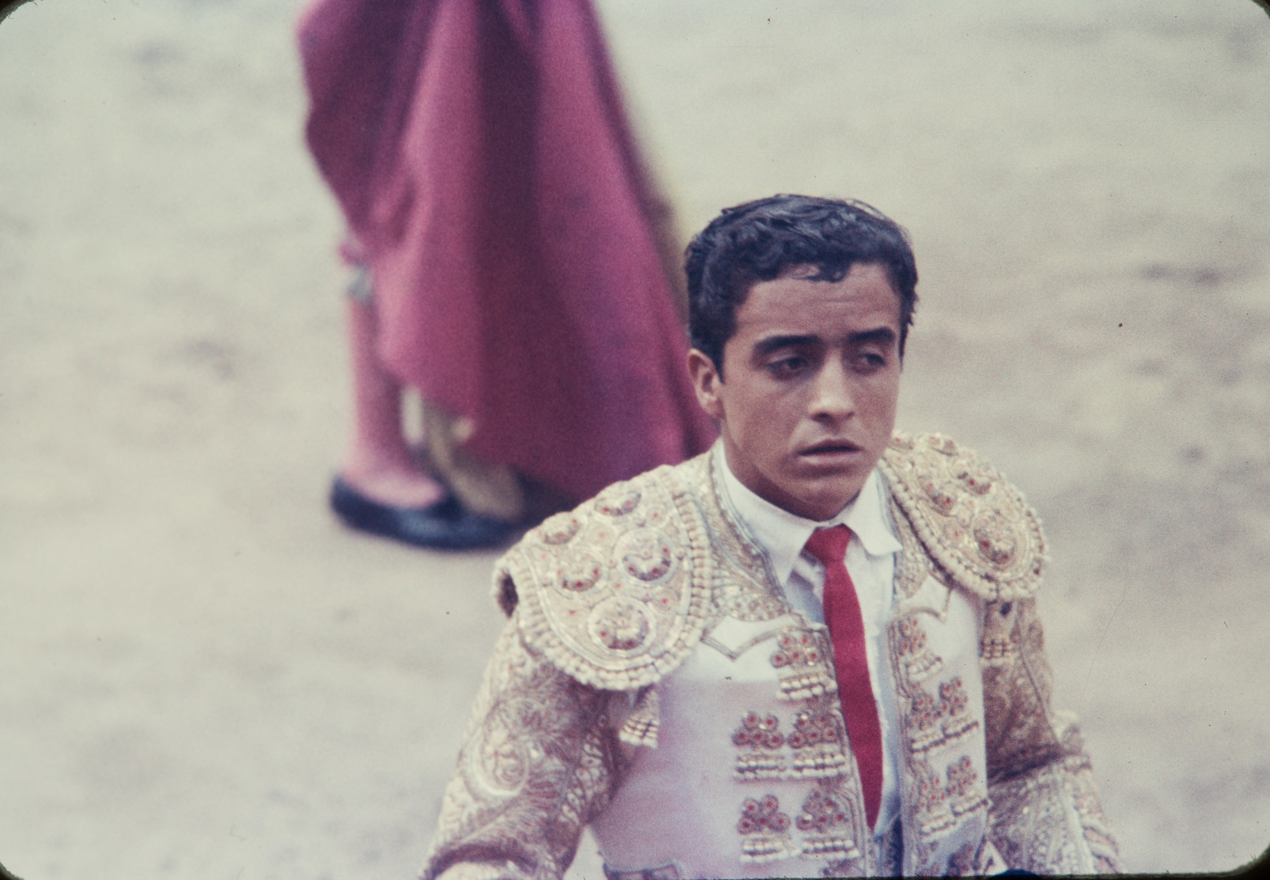 Matador job done, Mexico, 1957