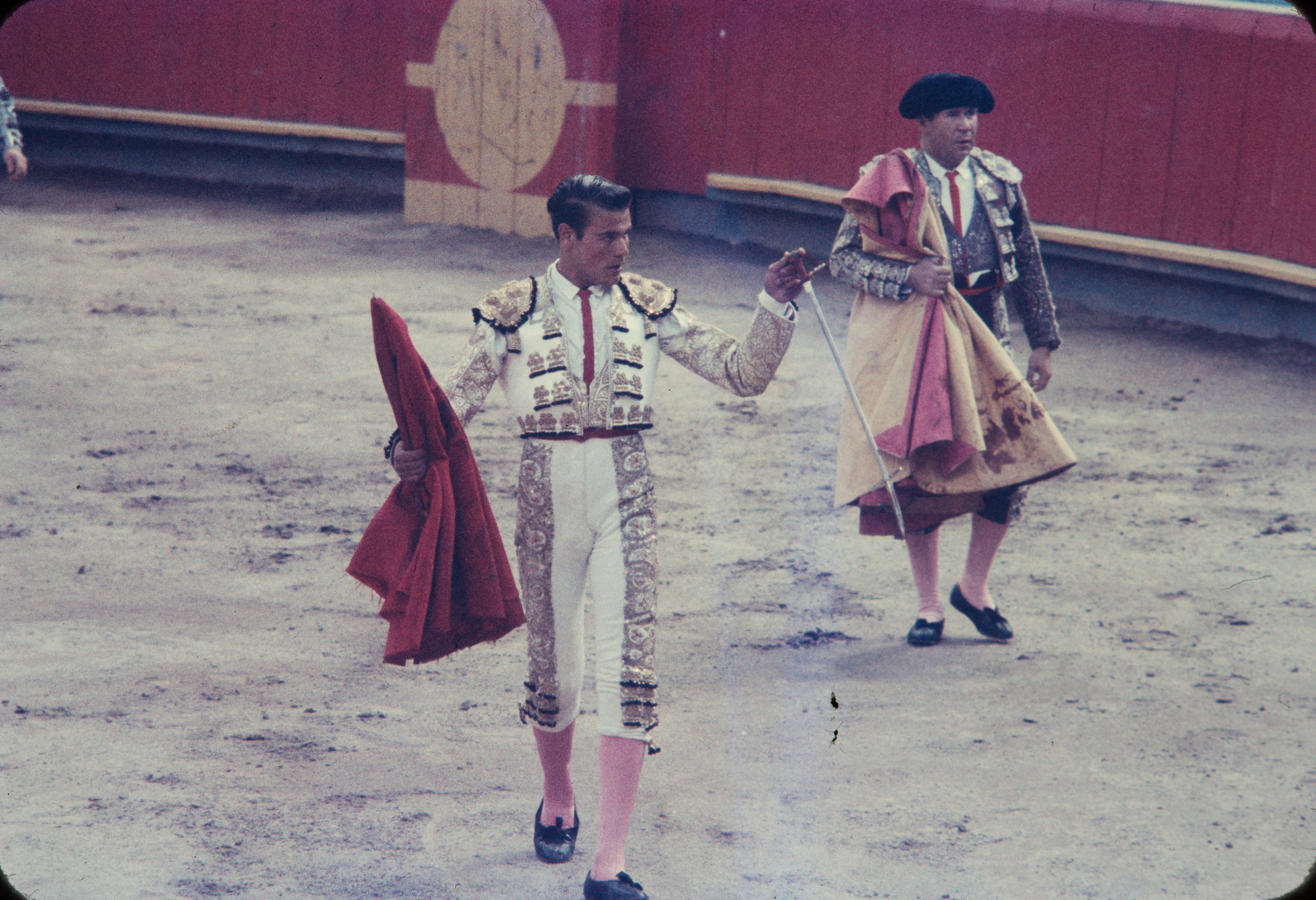 Matador job done #2, Mexico, 1957