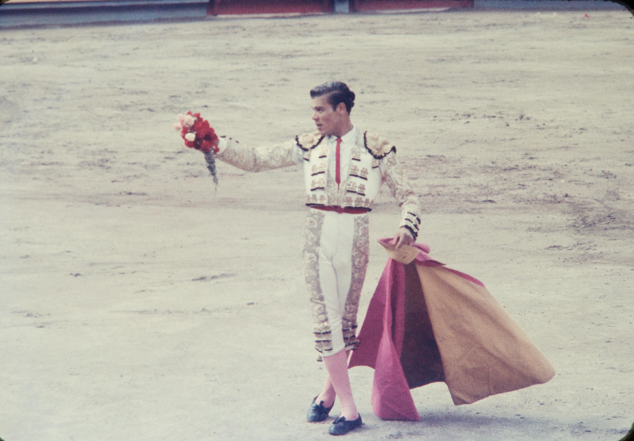 Proud Matador #2, Mexico, 1957