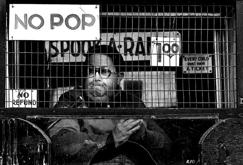 No pop, Coney Island, 1952