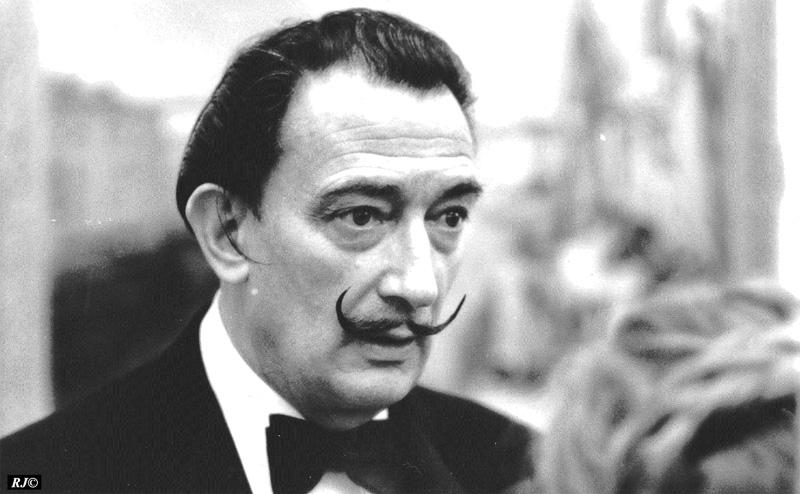 Salvador Dali, Metropolitan Museum, 1958