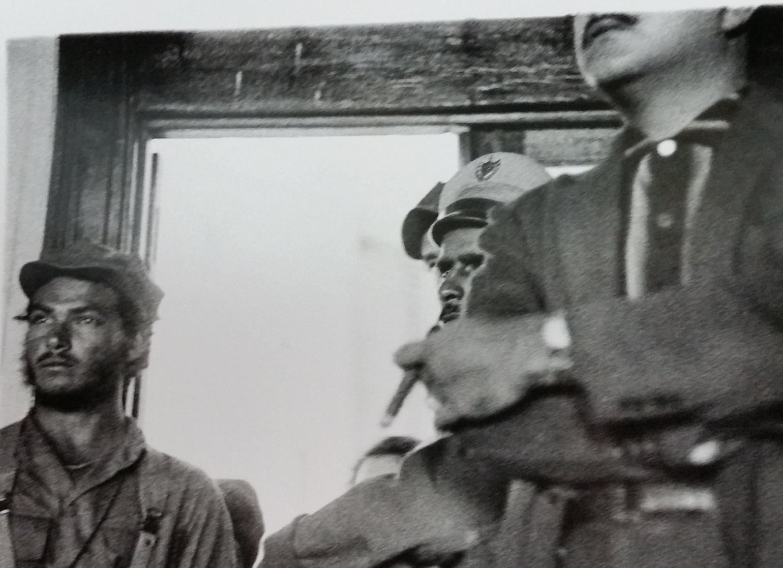 Trial spectators 2, Matanzas, Cuba, 1959