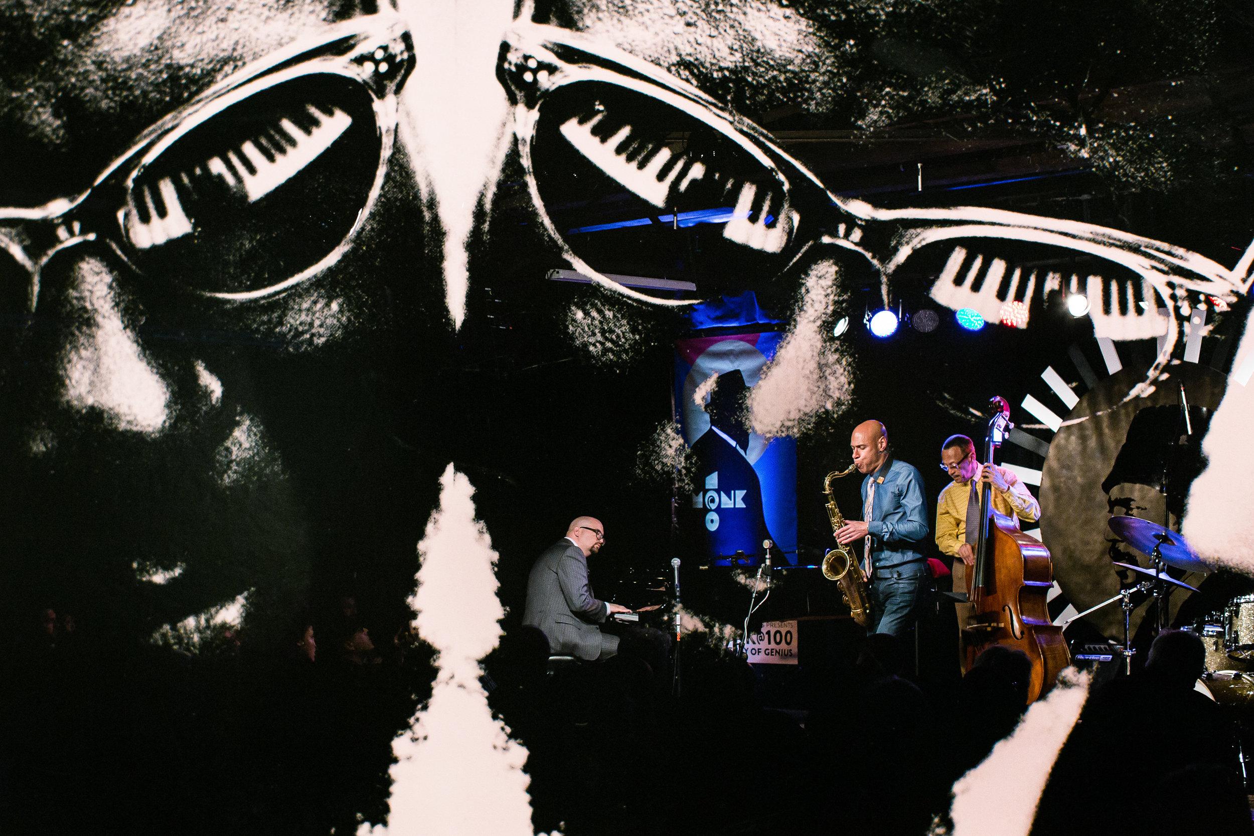 Joshua Redman Duke Performances Jazz Monk@100 Photo