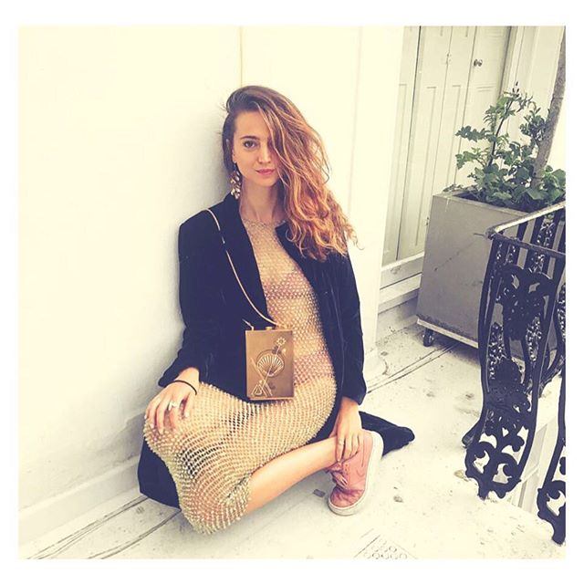 @_icat_ + VENUS #LightUp clutch - preorder your #bespoke goddess #clutch from the DIVINE collection on @modaoperandi