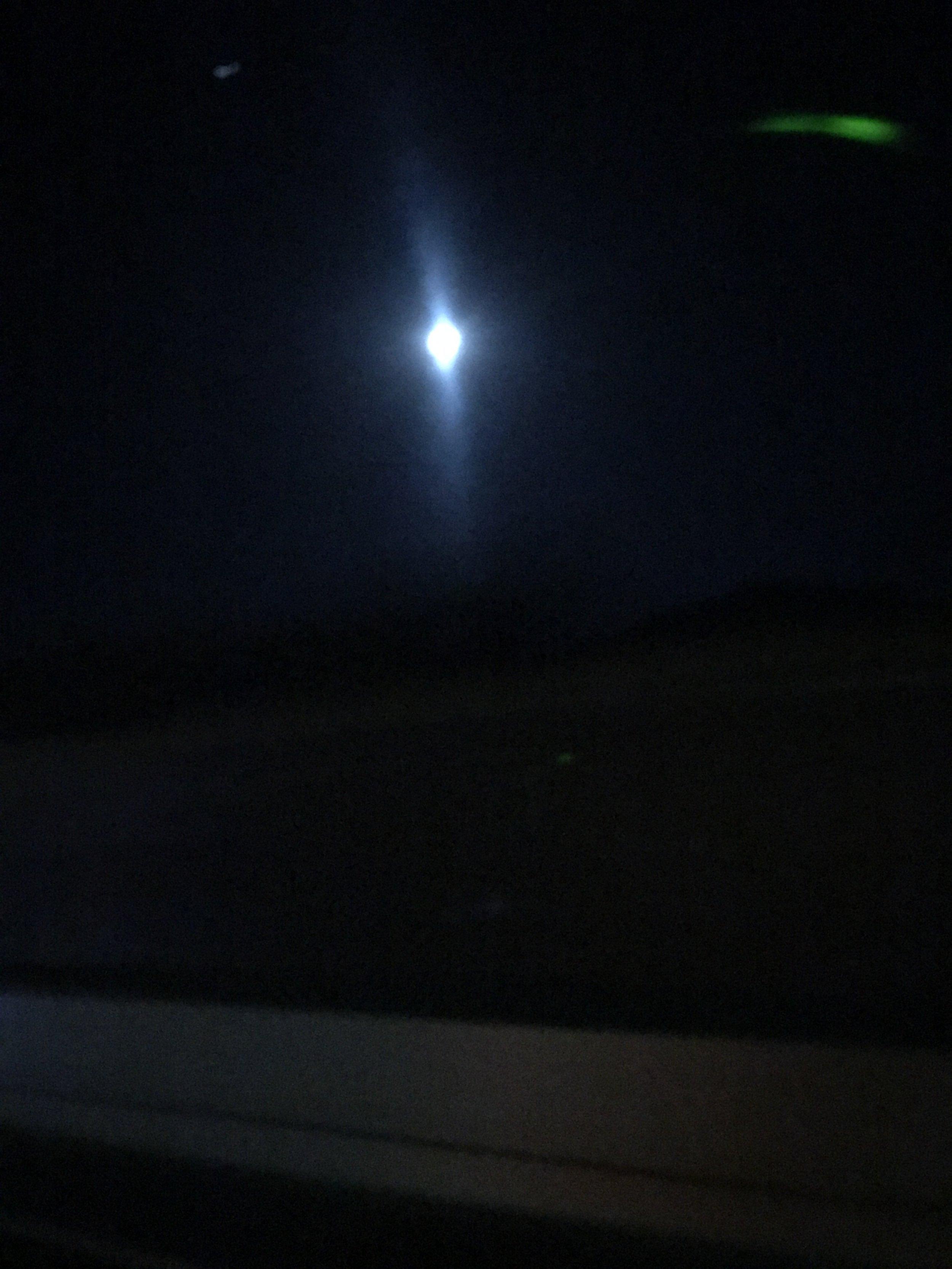 On my way to La Serena- the Moon!