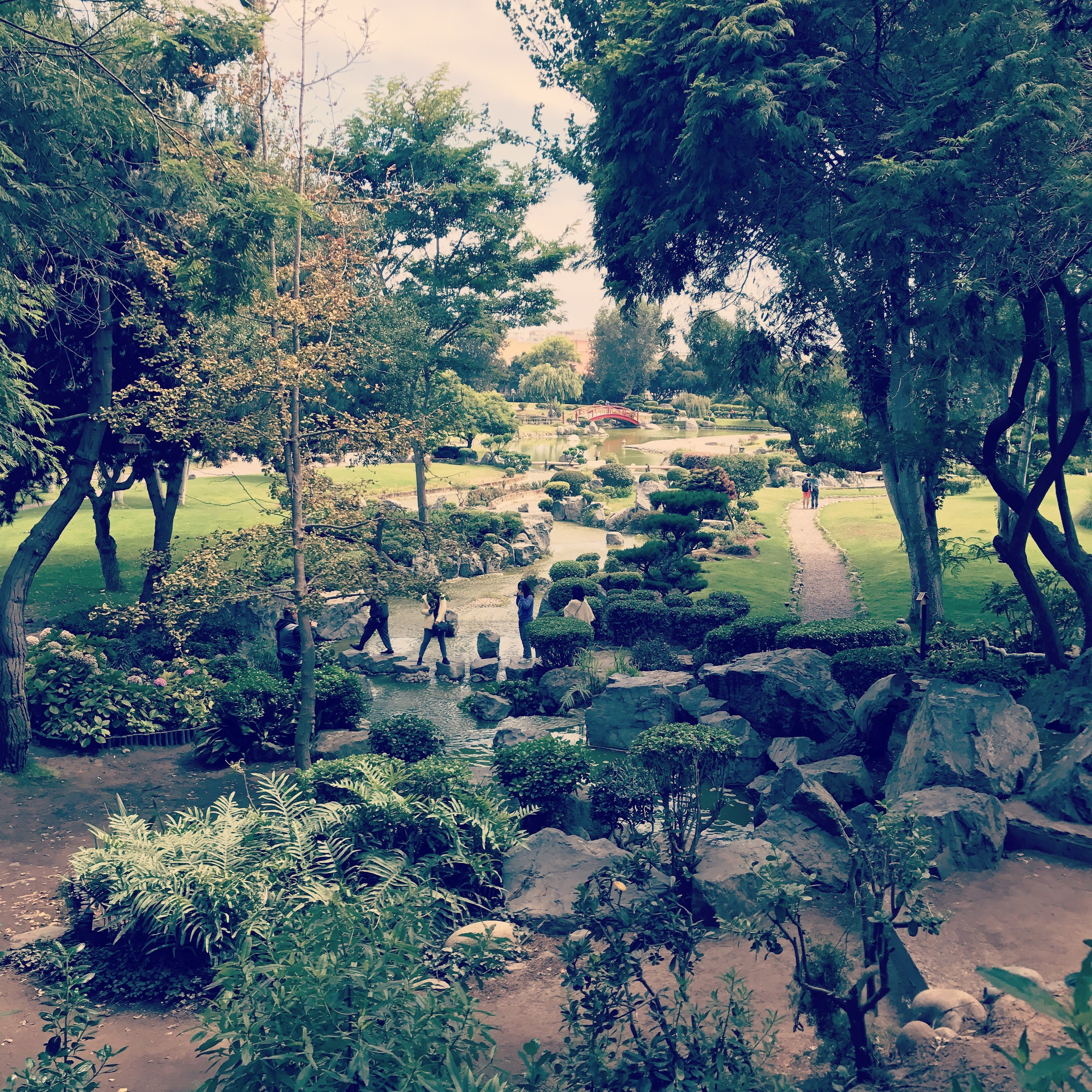 The Japanese Garden, a definite must- see!