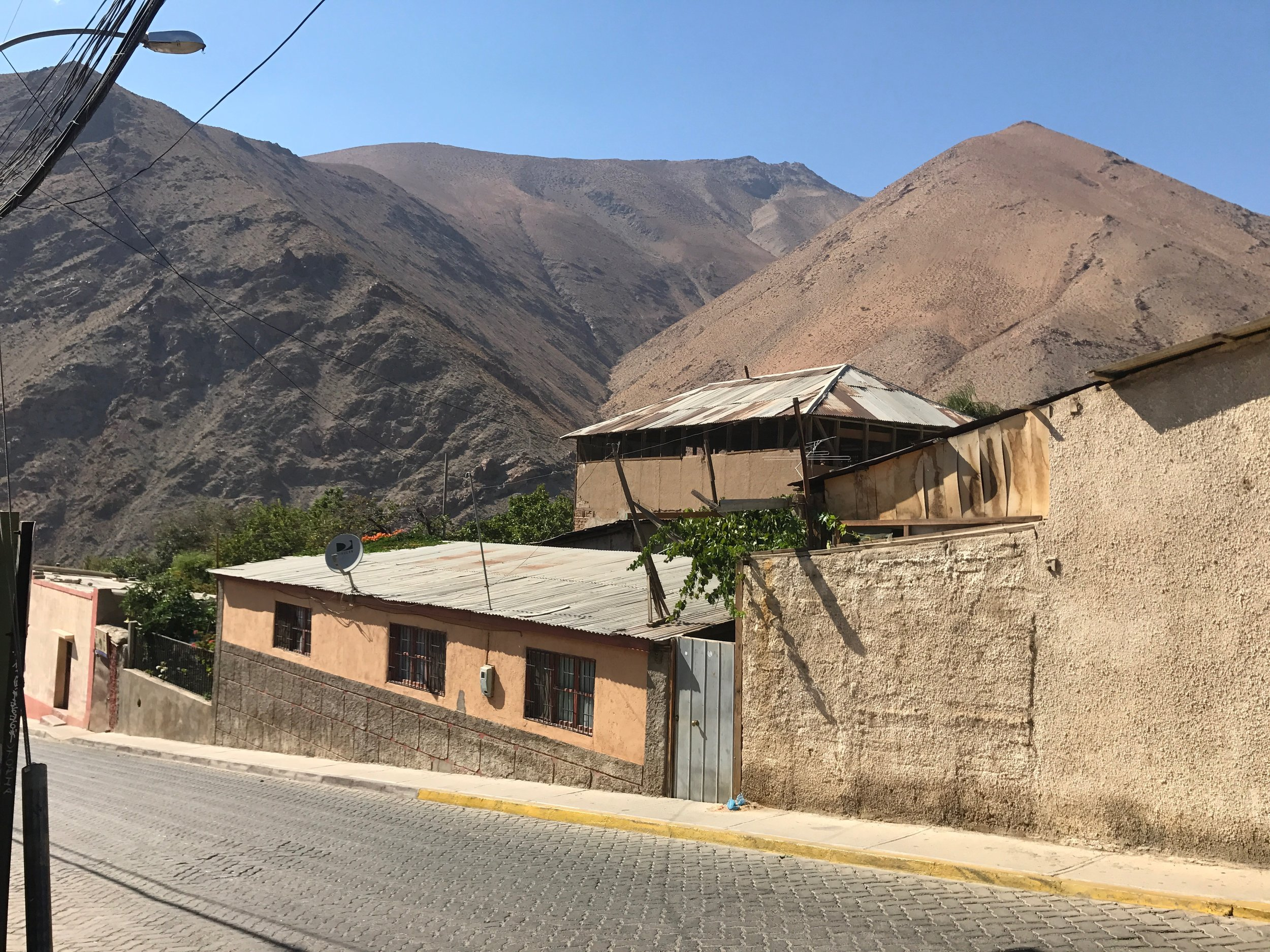 I have visited the Valley of Elqui in March of 2017, and it was truly magical.