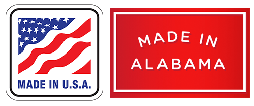made in USA made in alabama