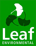 Leaf Environmental Logo
