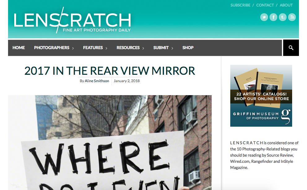 Semi Magazine listed as a magazine resource via Lenscratch.