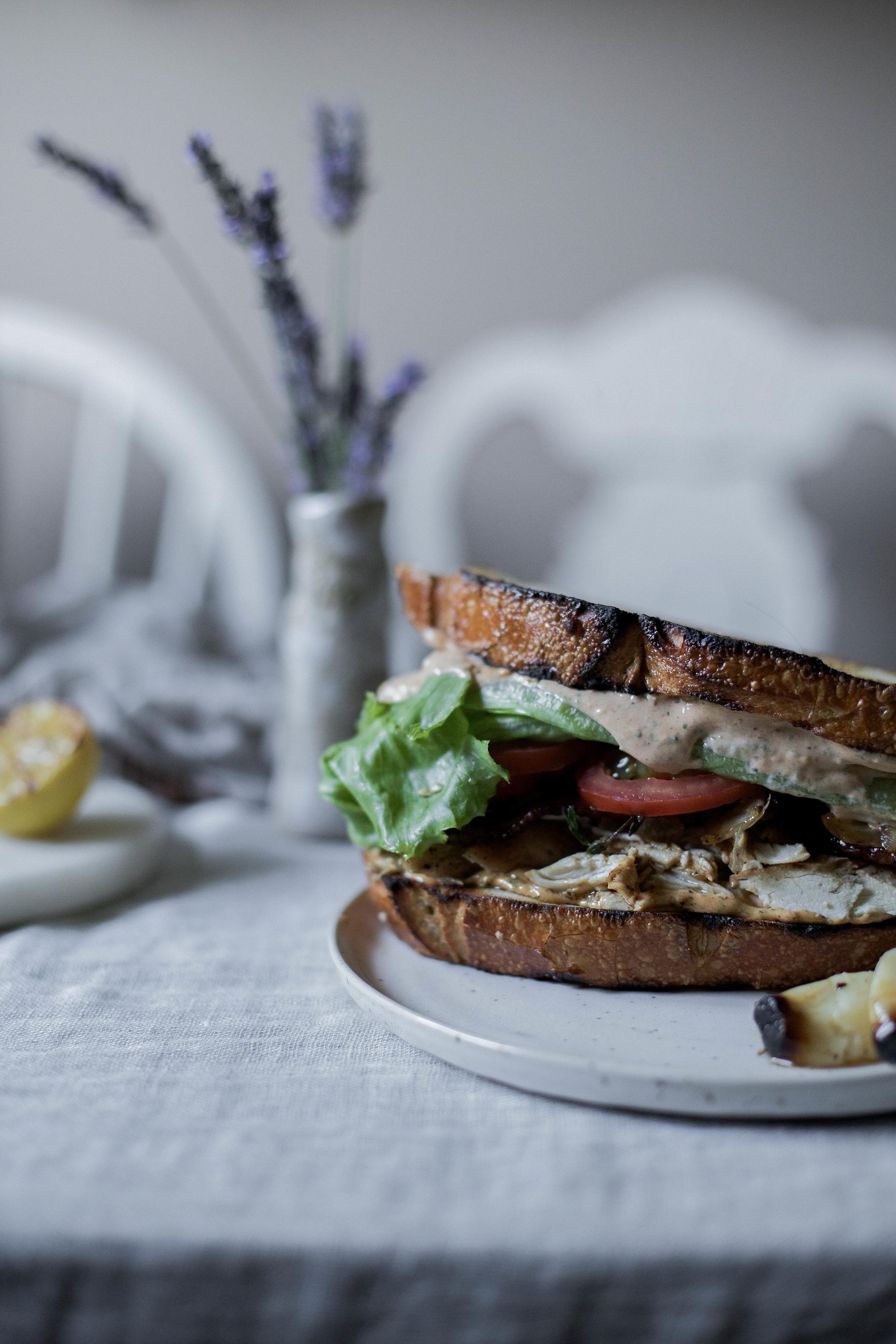 butter bbq chicken & chipotle mayo sourdough sandwich-23.jpg