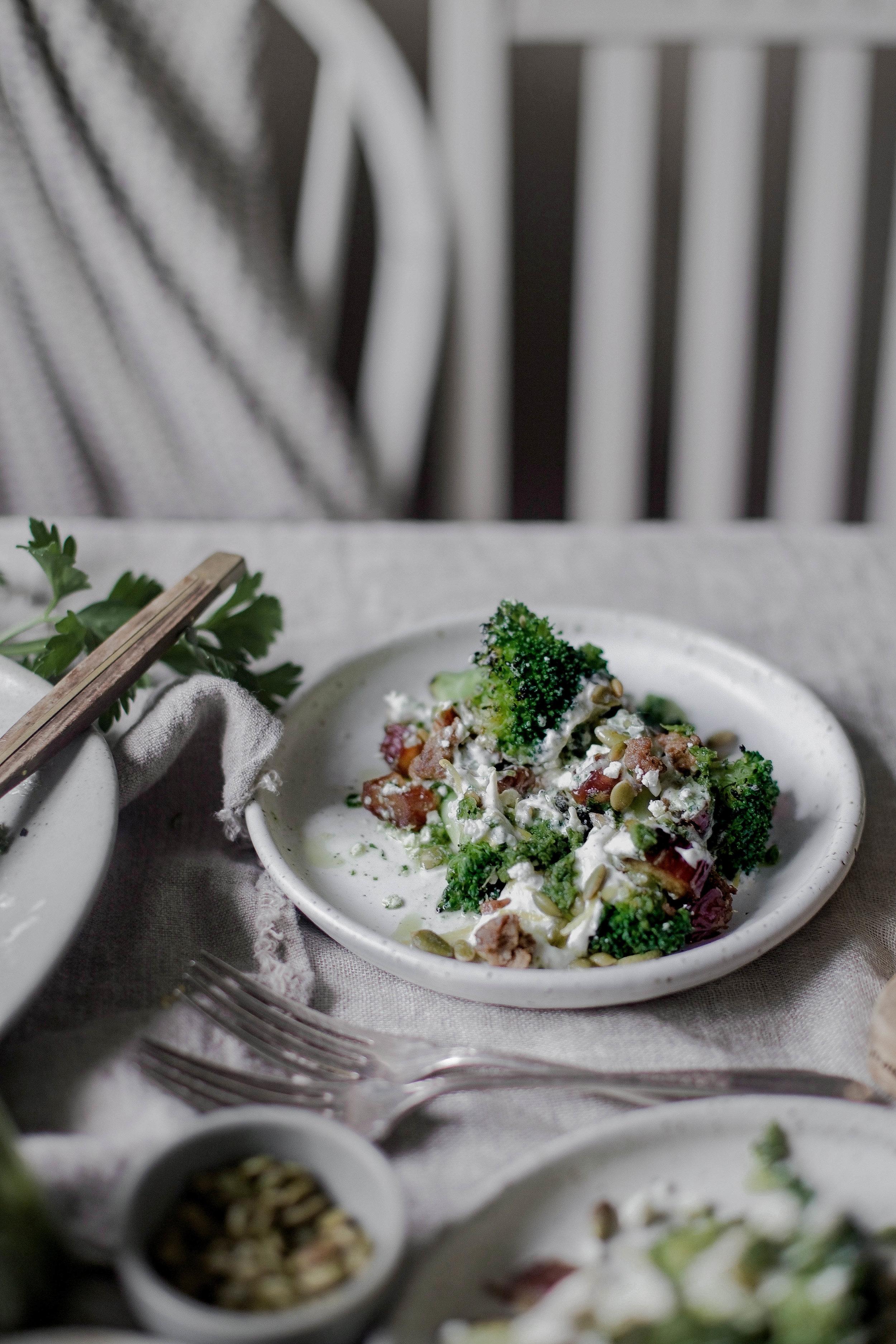 charred broccoli and chorizo with lemon shallot yogurt and jalapeno herb oil (39 of 1).jpg